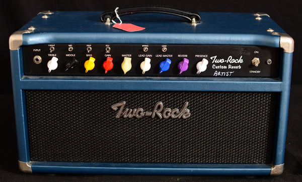 Used Two Rock Custom Reverb Artist Head
