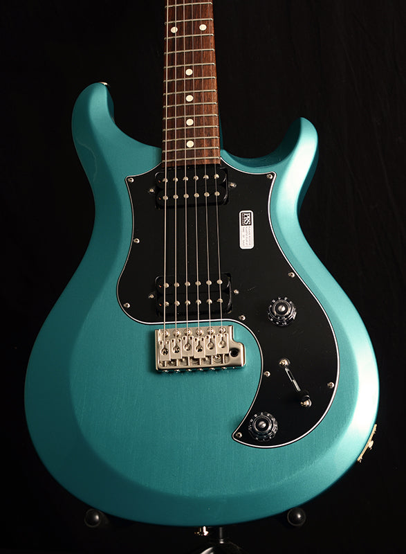 Paul Reed Smith S2 Standard 22 R&D Sample Metallic Ocean Turquoise-Electric Guitars-Brian's Guitars
