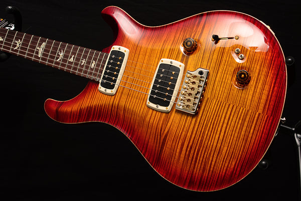 Paul Reed Smith 408 Dark Cherry Burst-Electric Guitars-Brian's Guitars