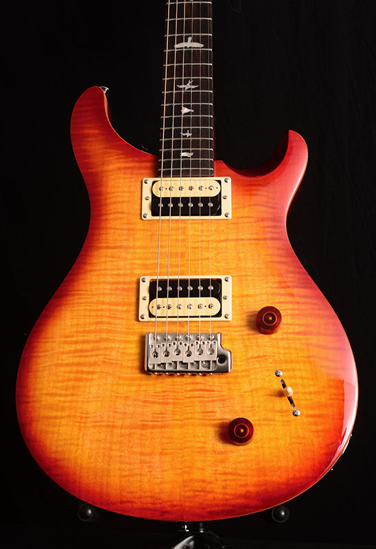 Paul Reed Smith SE Custom 22 Cherry Sunburst-Electric Guitars-Brian's Guitars