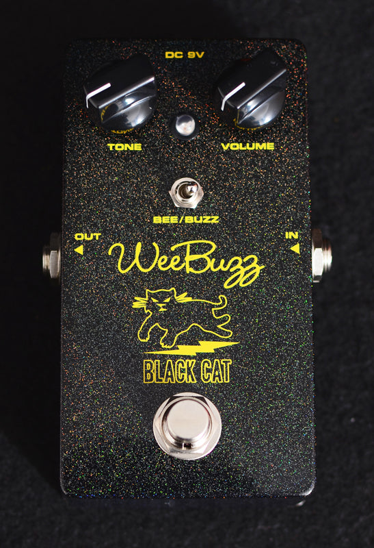 Black Cat Wee Buzz-Effects Pedals-Brian's Guitars