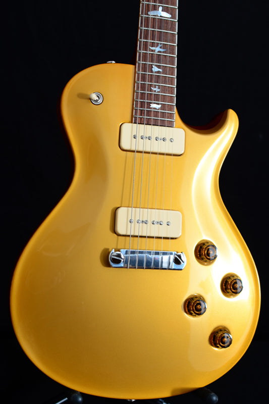 Used Paul Reed Smith Ted McCarty SC245 Soapbar Limited Gold Top-Brian's Guitars