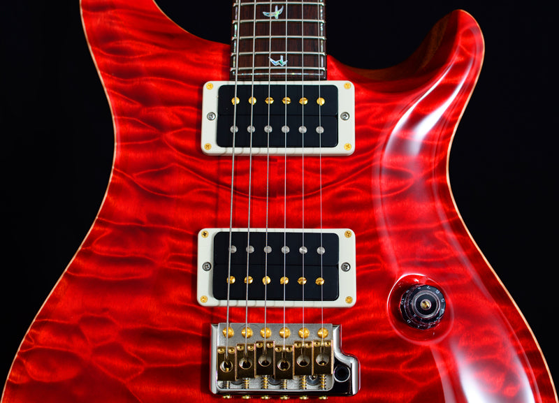 Paul Reed Smith Private Stock 30th Anniversary Custom 24 Scarlet Red-Brian's Guitars