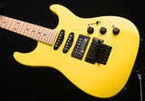 Fender Limited Edition HM Strat Frozen Yellow-Electric Guitars-Brian's Guitars
