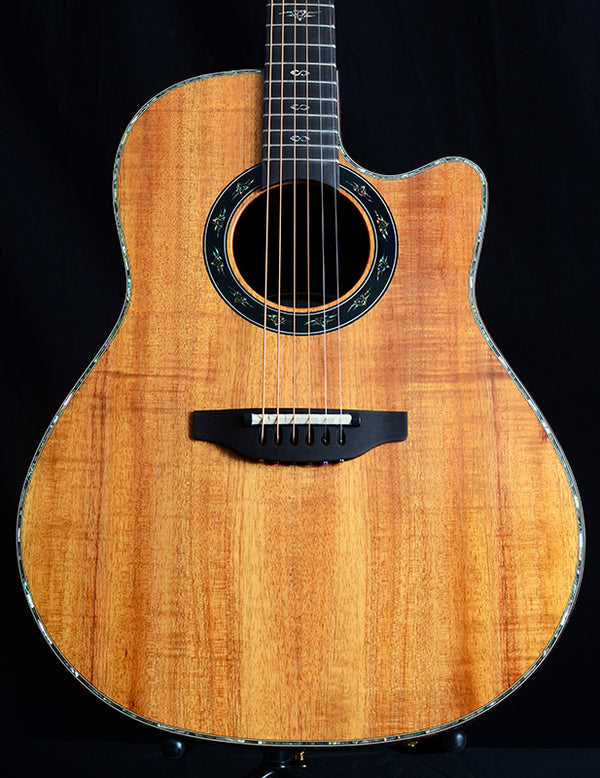 Used Ovation Koa Limited Edition 2009-Acoustic Guitars-Brian's Guitars