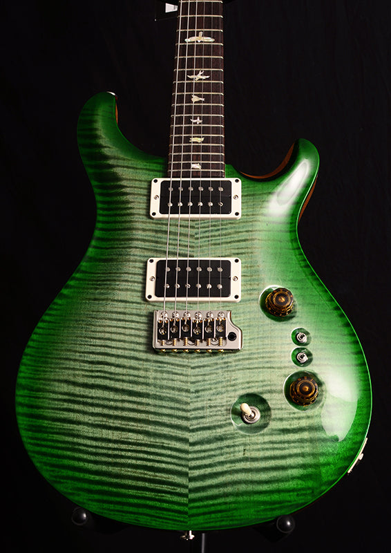 Paul Reed Smith 35th Anniversary Custom 24 Jade Green Burst-Brian's Guitars