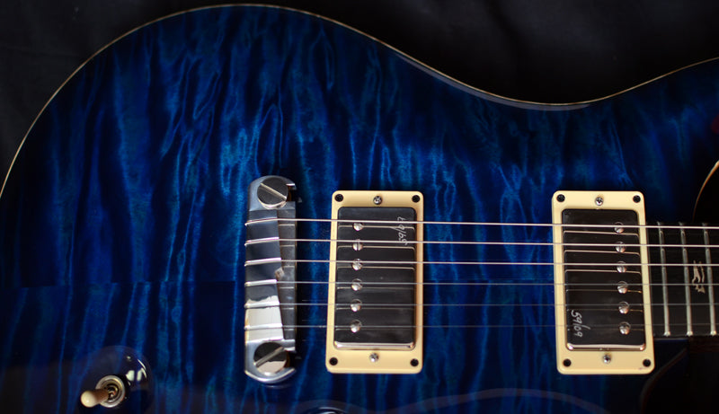 Used Paul Reed Smith Private Stock McCarty Sapphire-Brian's Guitars