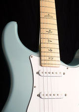Paul Reed Smith Silver Sky John Mayer Signature Model Polar Blue-Brian's Guitars