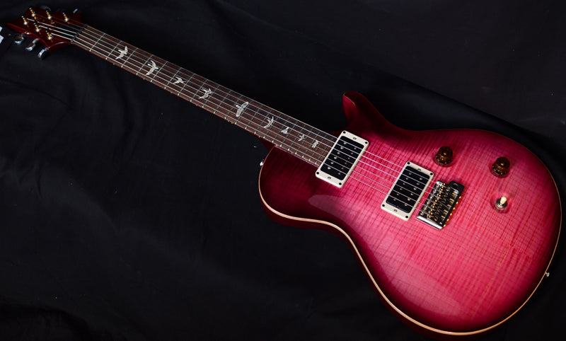 Paul Reed Smith Experience Limited Singlecut Trem Bonnie Pink Burst-Brian's Guitars