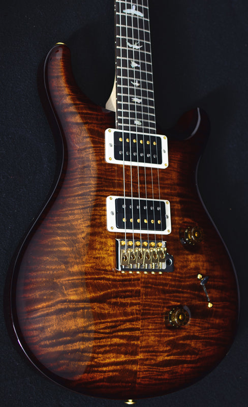 Used Paul Reed Smith Custom 24 Black Gold One Off-Brian's Guitars