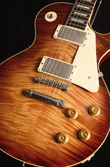 Used Gibson Custom 50th Anniversary 1959 Les Paul Standard Reissue Faded Maple Leaf Burst Limited Edition-Brian's Guitars