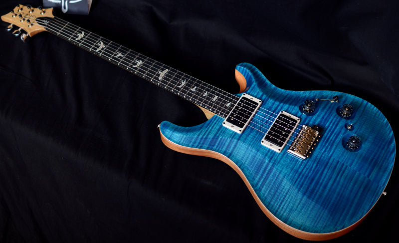 Paul Reed Smith Experience Limited P24 Trem Blue Matteo-Brian's Guitars