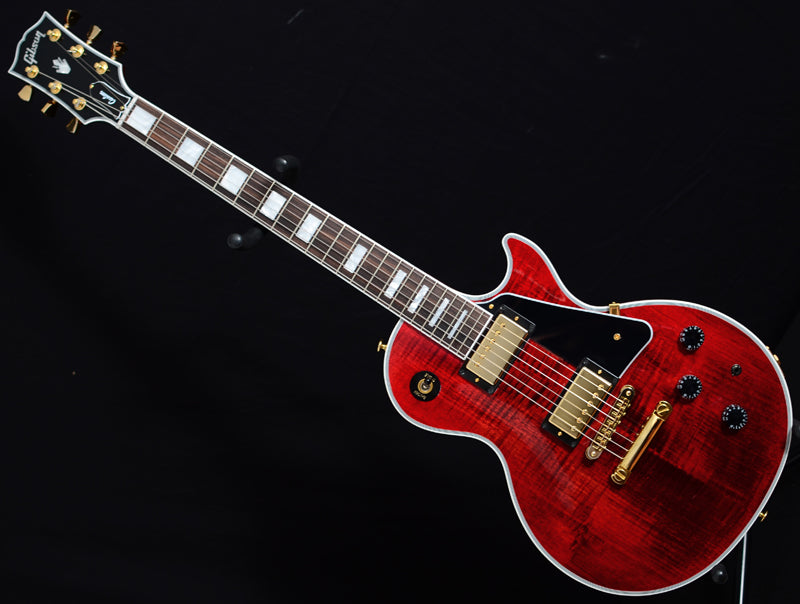 Used Gibson Les Paul Custom Lite Wine Red