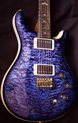 Used Paul Reed Smith Private Stock DGT Aqua Violet-Brian's Guitars