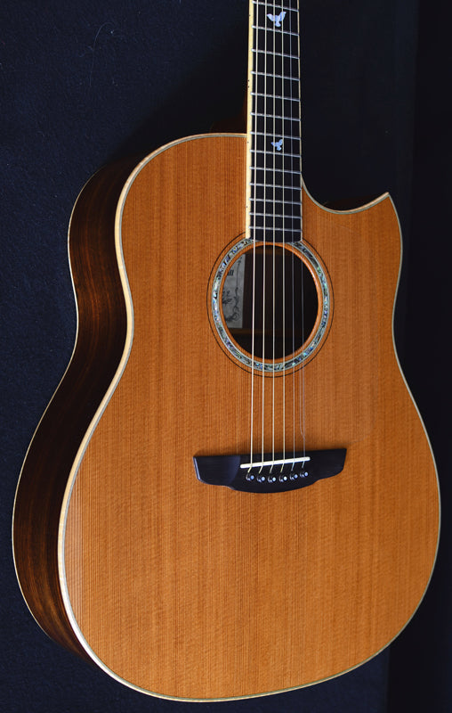 Used James Goodall Rosewood Standard Cutaway-Brian's Guitars
