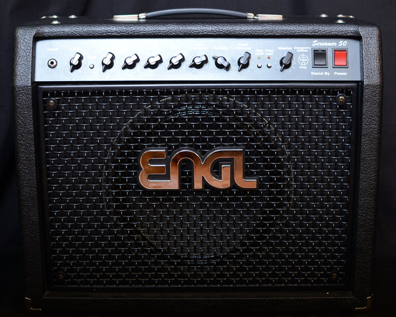 Used ENGL Screamer 50 Combo-Brian's Guitars