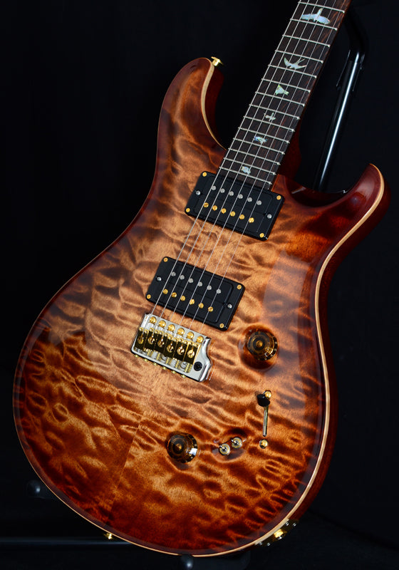Paul Reed Smith Wood Library Custom 24-08 Brian's Limited Copperhead Smokeburst