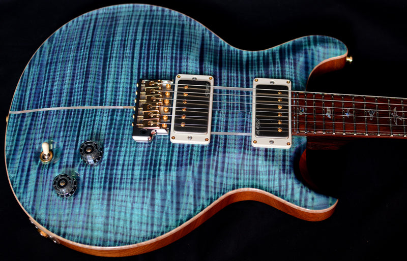 Paul Reed Smith Private Stock Santana II Northern Lights #1-Brian's Guitars