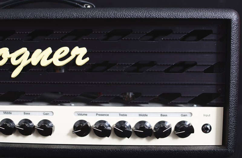 Used Bogner Uberschall Twin Jet Head