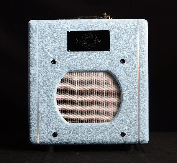 Swart Space Tone Atomic Jr. Carolina Blue Custom