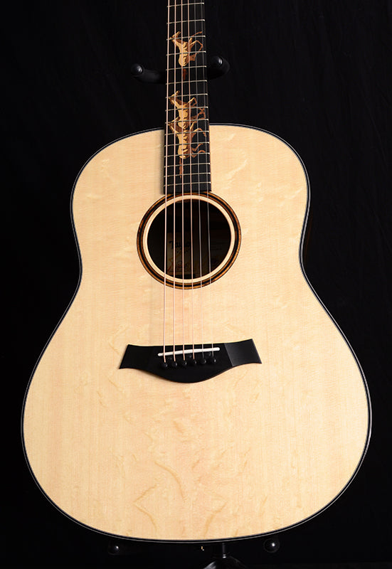 Taylor Custom Grand Pacific Running Horses Ziricote-Acoustic Guitars-Brian's Guitars