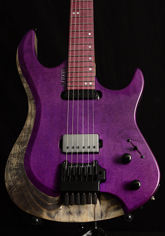 Used Kiesel Osiris Headless 6 Purpleheart-Brian's Guitars
