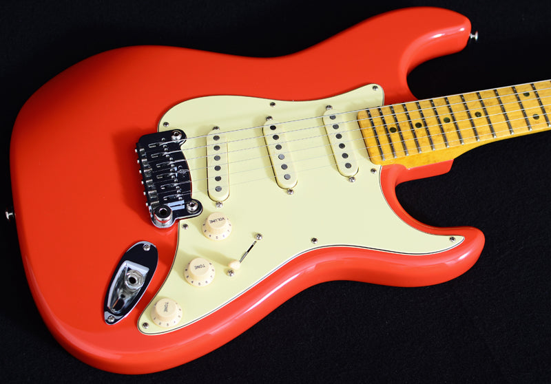 Used G&L Legacy Fiesta Red-Brian's Guitars