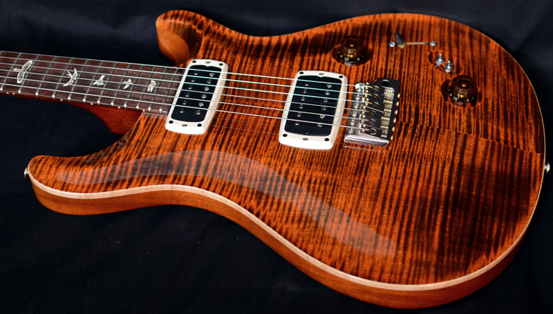 Paul Reed Smith 408 Maple Top Orange Tiger-Brian's Guitars
