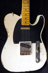 Nash T-52 Olympic White-Brian's Guitars