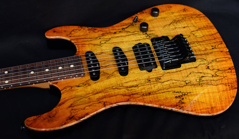 Used Suhr Standard Spalted Maple-Brian's Guitars