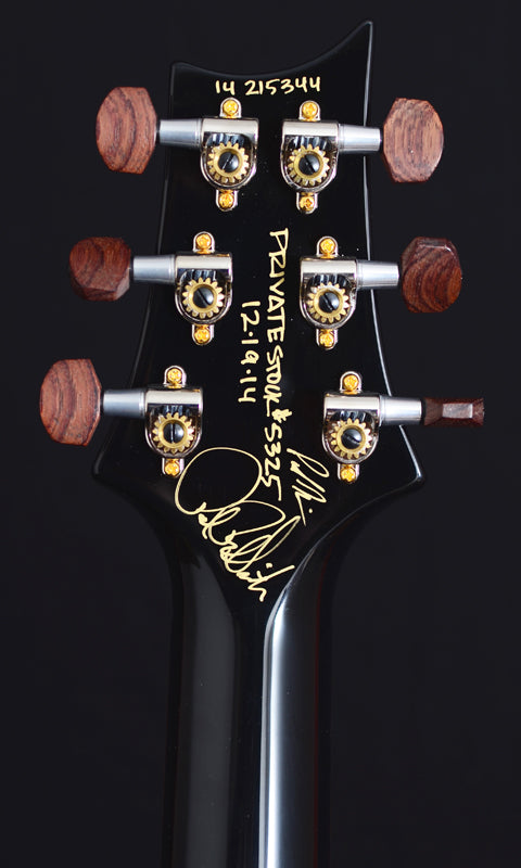 Paul Reed Smith Private Stock Hand Carved McCarty Metal-Brian's Guitars