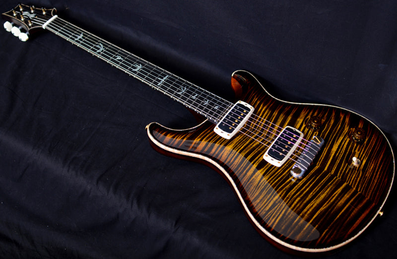 Paul Reed Smith 2014 Collection McCarty Signature Tiger Eye Smoked Burst-Brian's Guitars