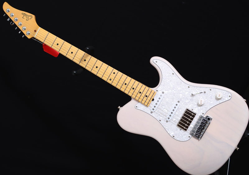 Used Suhr Classic TS Trans White-Brian's Guitars