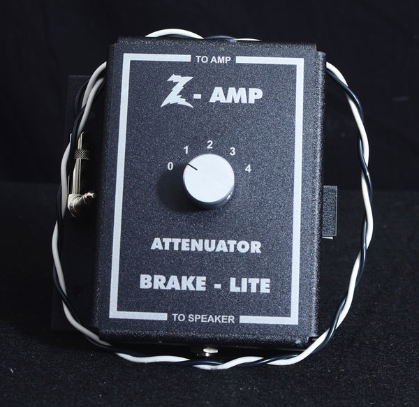 Dr. Z Brake-Lite Attenuator-Amplification-Brian's Guitars