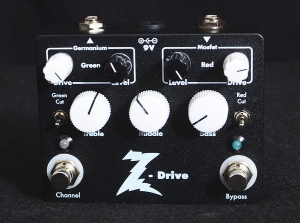 Dr. Z Z-Drive Overdrive-Effects Pedals-Brian's Guitars