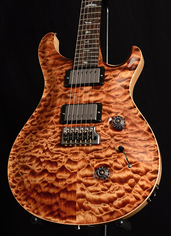 Paul Reed Smith Wood Library Custom 24 Fatback Brian's Limited Copperhead-Brian's Guitars