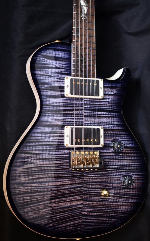 Used Paul Reed Smith Private Stock Singlecut Trem Faded Purple Mist-Brian's Guitars