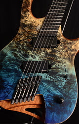 Mayones Hydra Elite 6 Trans Blue Horizon-Electric Guitars-Brian's Guitars