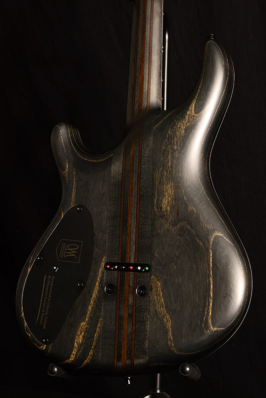 Mayones Regius 6 Buckeye Burl Natural To Black Burst-Brian's Guitars