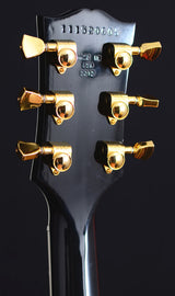 Used Gibson Les Paul Supreme Trans Black-Brian's Guitars