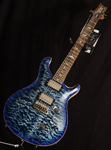 Paul Reed Smith Wood Library Custom 24 Fatback Brian's Limited Faded Whale Blue Burst-Brian's Guitars