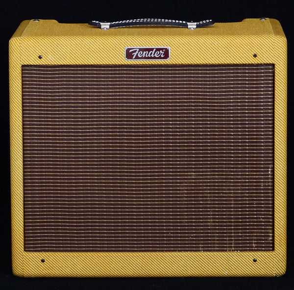 Used Fender Blues Junior Bill M Mod w/ Roadcase