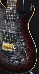Paul Reed Smith Wood Library 408 Semi-Hollow Charcoal Tri Color Burst-Brian's Guitars