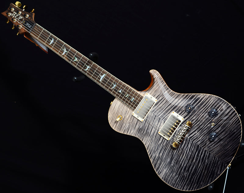 Used Paul Reed Smith Wood Library P245 Brian's Limited Gray Black Fade-Brian's Guitars