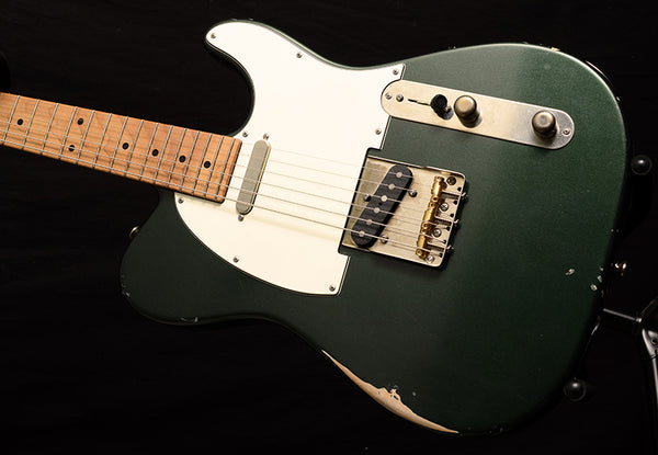 Tom Anderson T-Icon Bullitt Green