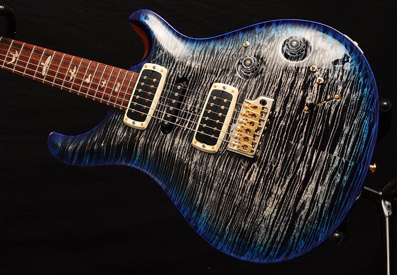 Paul Reed Smith Modern Eagle V Experience LTD Charcoal Blue Burst-Brian's Guitars