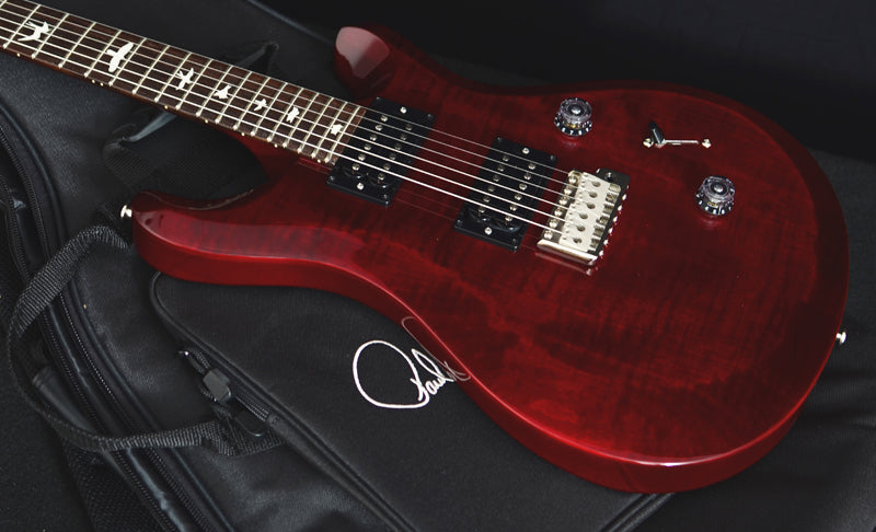Used Paul Reed Smith S2 Custom 24 Black Cherry-Brian's Guitars
