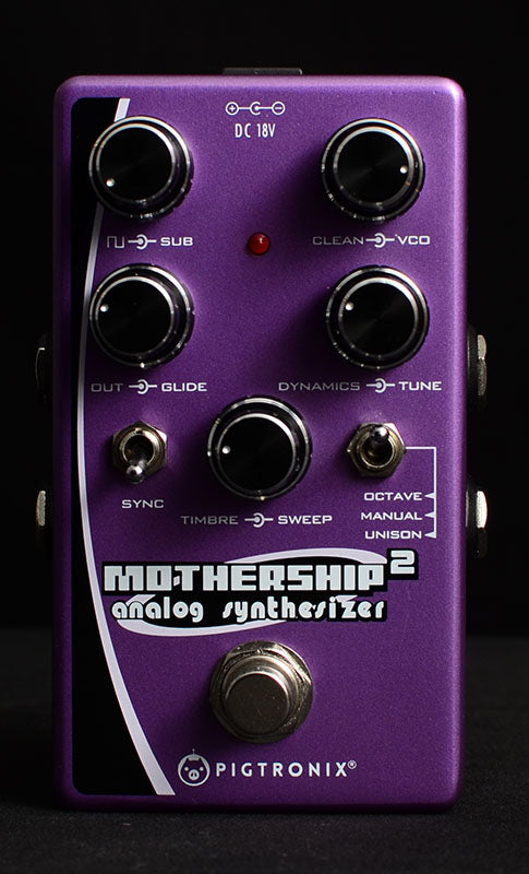 Used Pigtronix Mothership 2