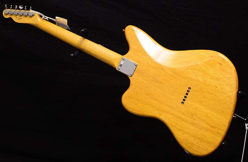 Fender Korina Offset Telecaster Limited Edition Aged Natural-Brian's Guitars