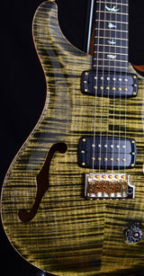 Paul Reed Smith Wood Library 408 Semi-Hollow Obsidian-Brian's Guitars